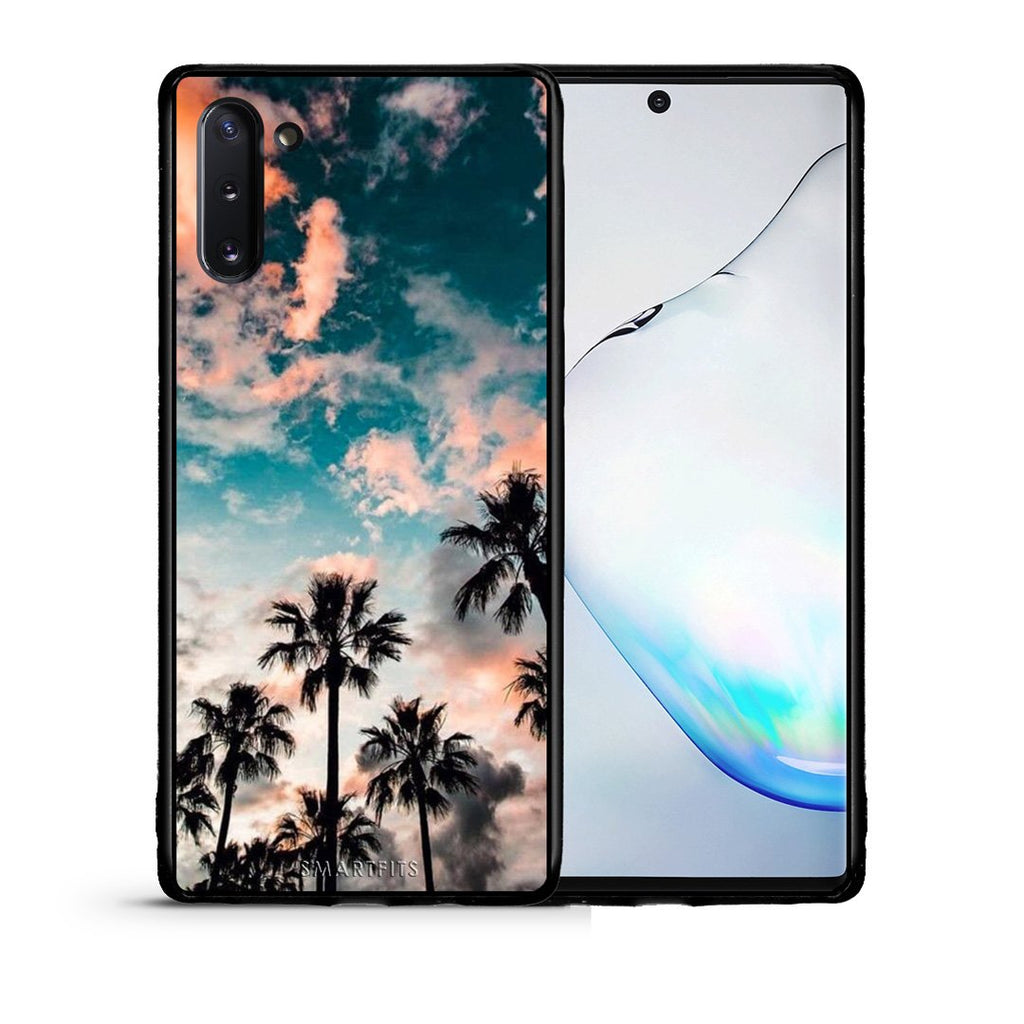 99 - Samsung Note 10  Summer Sky case, cover, bumper