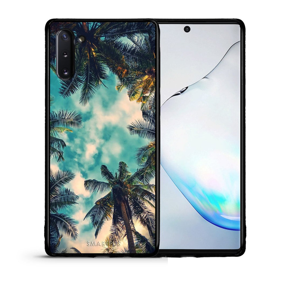 4 - Samsung Note 10 Bel Air Tropic case, cover, bumper