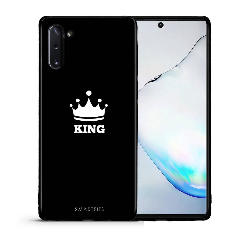 4 - Samsung Note 10 King Valentine case, cover, bumper
