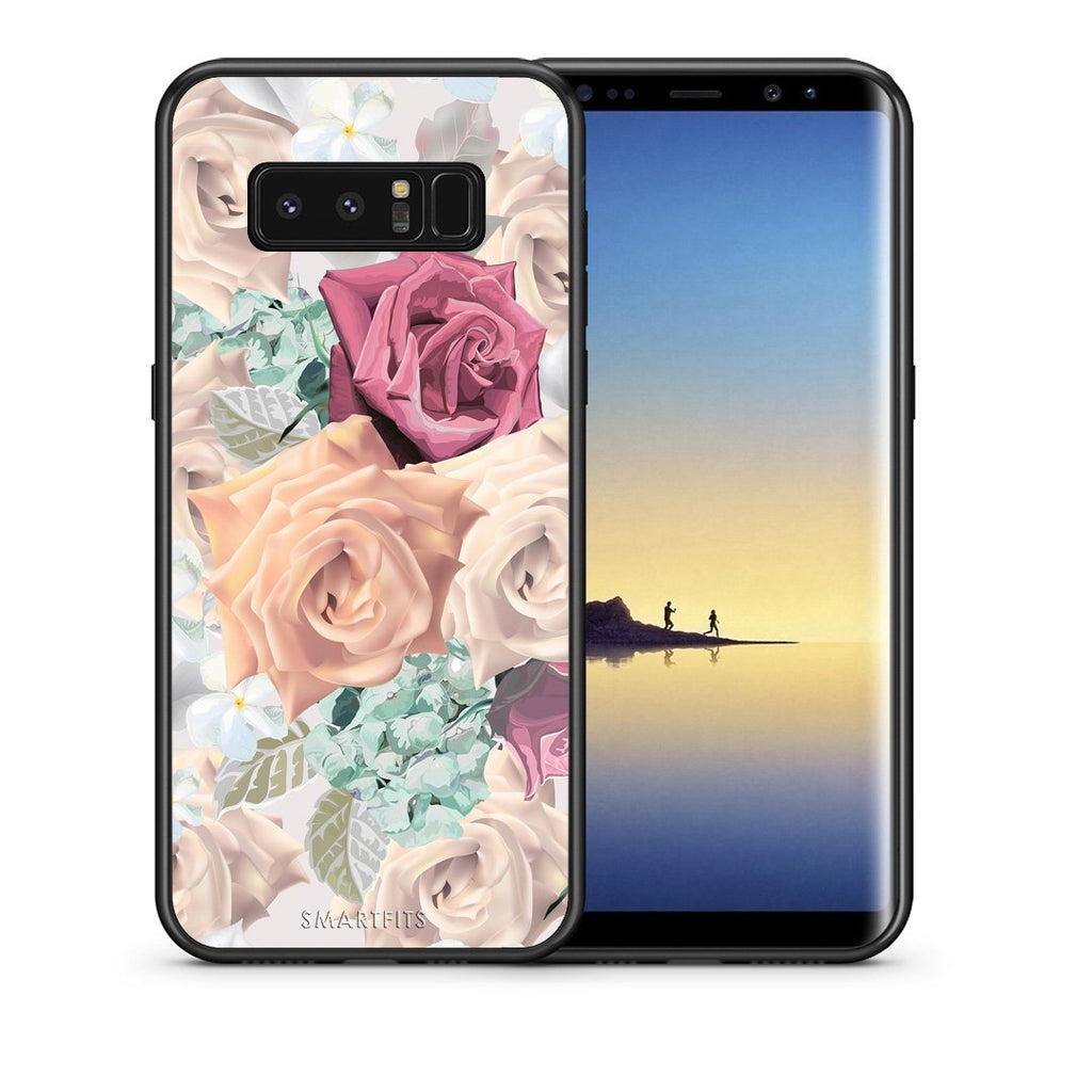 99 - samsung galaxy note 8 Bouquet Floral case, cover, bumper