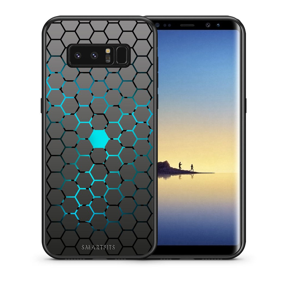 40 - samsung galaxy note 8 Hexagonal Geometric case, cover, bumper