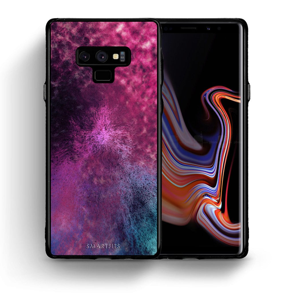 52 - samsung galaxy note 9 Aurora Galaxy case, cover, bumper
