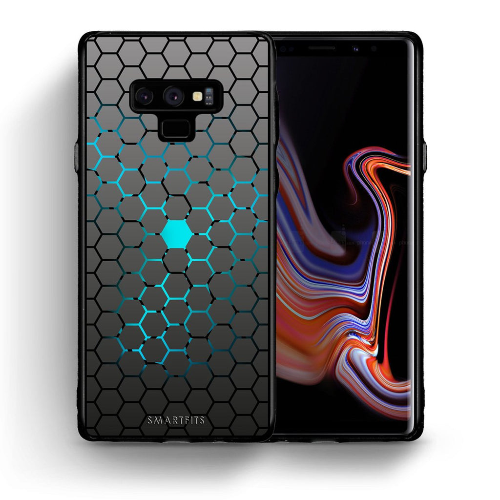 40 - samsung galaxy note 9 Hexagonal Geometric case, cover, bumper