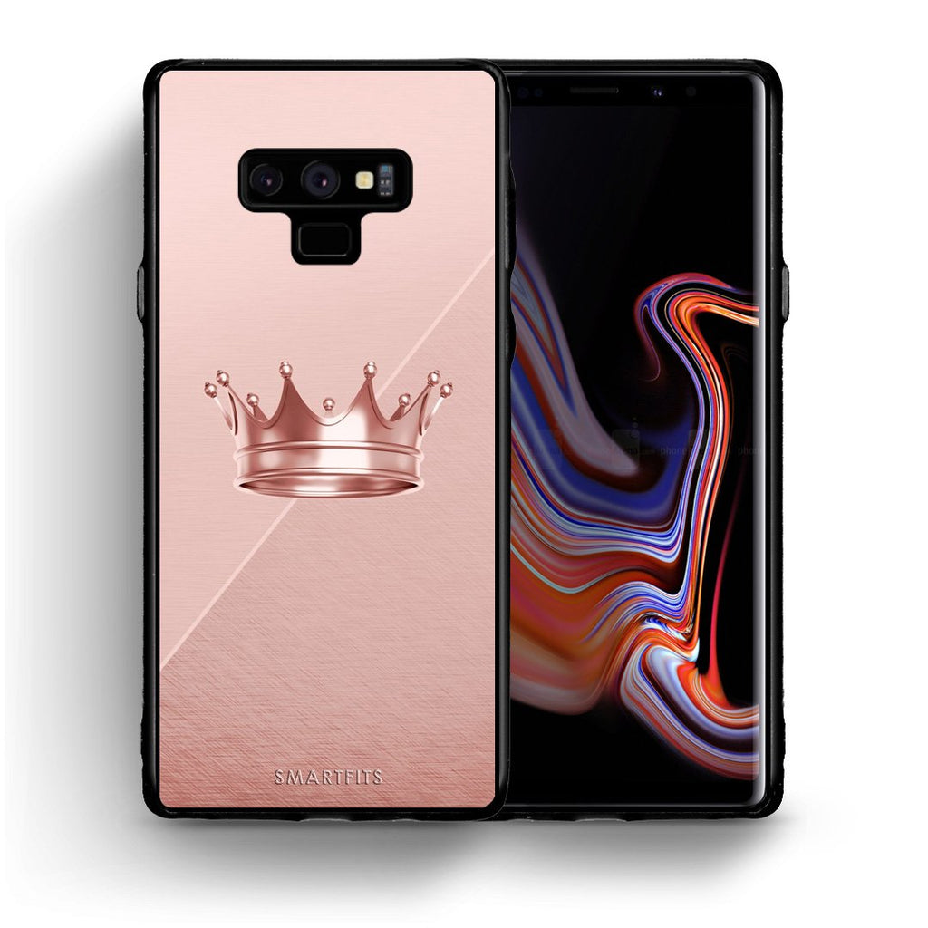 4 - samsung note 9 Crown Minimal case, cover, bumper