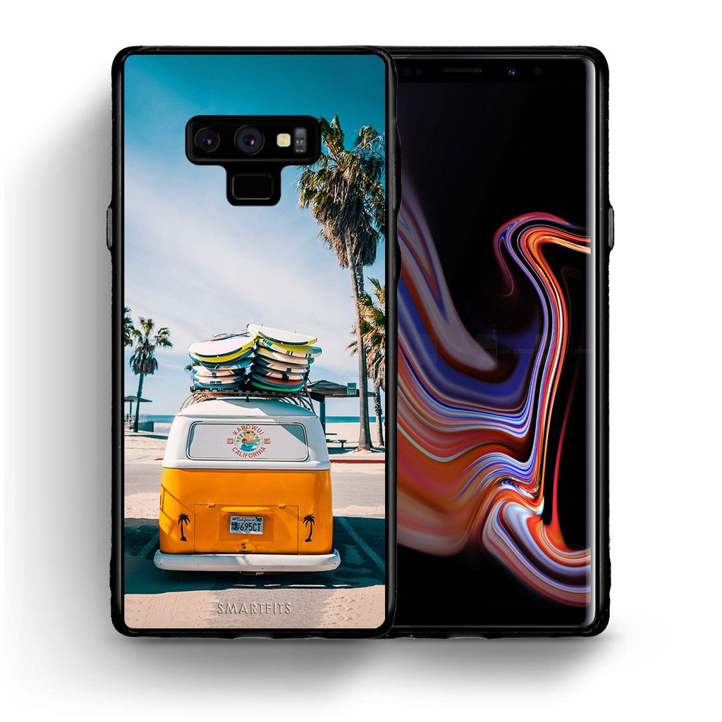4 - samsung note 9 Travel Summer case, cover, bumper