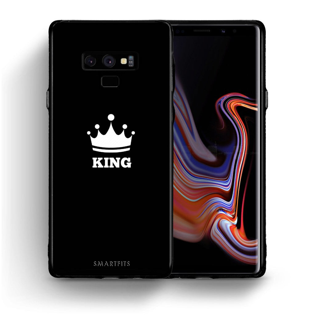 4 - samsung note 9 King Valentine case, cover, bumper