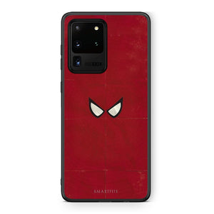 4 - Samsung S20 Ultra Spider Eyes Hero case, cover, bumper