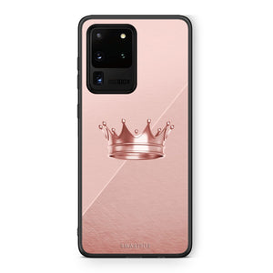 4 - Samsung S20 Ultra Crown Minimal case, cover, bumper