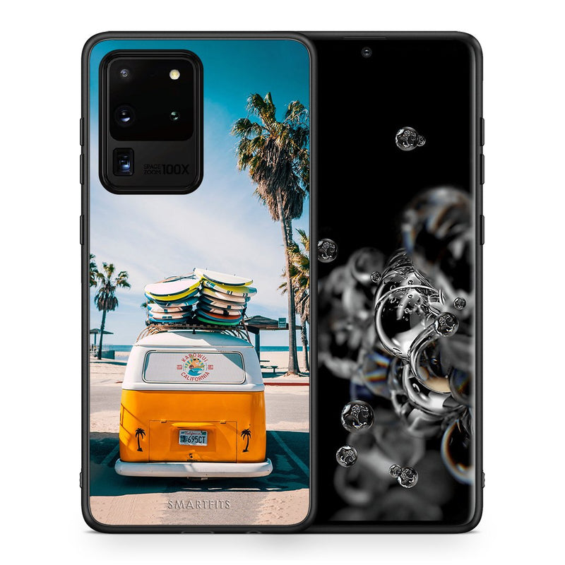 4 - Samsung S20 Ultra Travel Summer case, cover, bumper