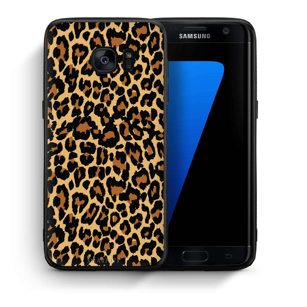 21 - samsung galaxy s7 edge Leopard Animal case, cover, bumper