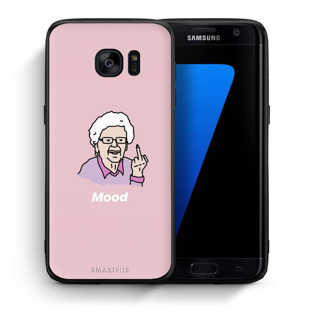 4 - samsung s7 edge Mood PopArt case, cover, bumper