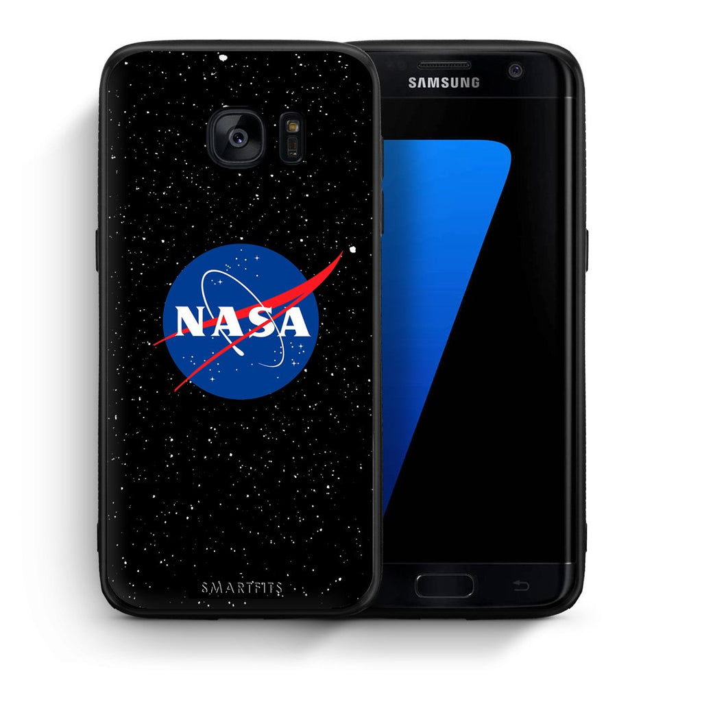 4 - samsung s7 edge NASA PopArt case, cover, bumper