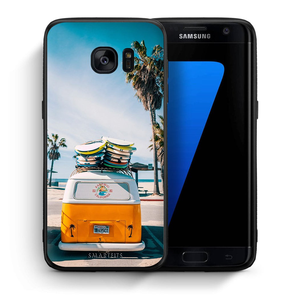 4 - samsung s7 edge Travel Summer case, cover, bumper
