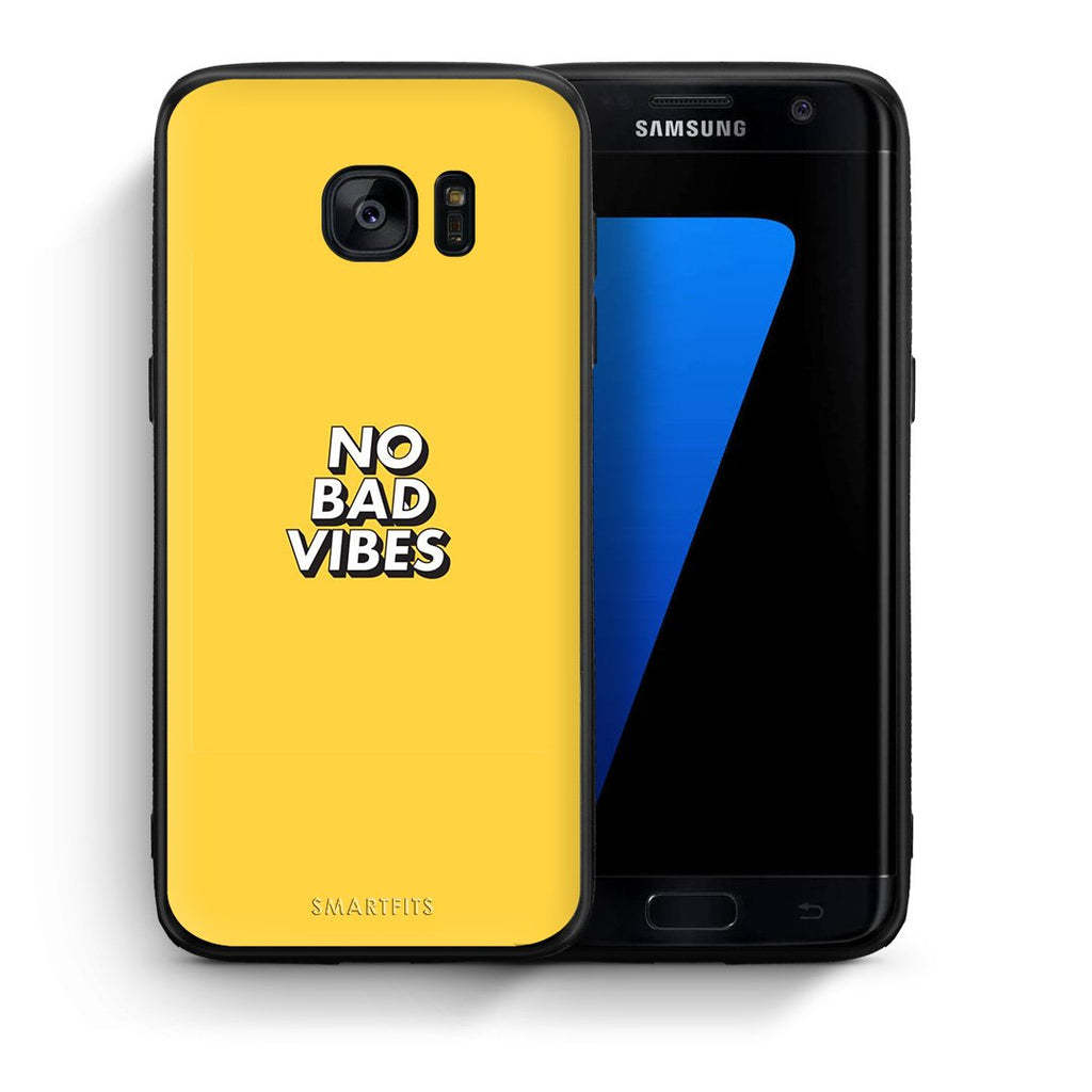 4 - samsung s7 edge Vibes Text case, cover, bumper