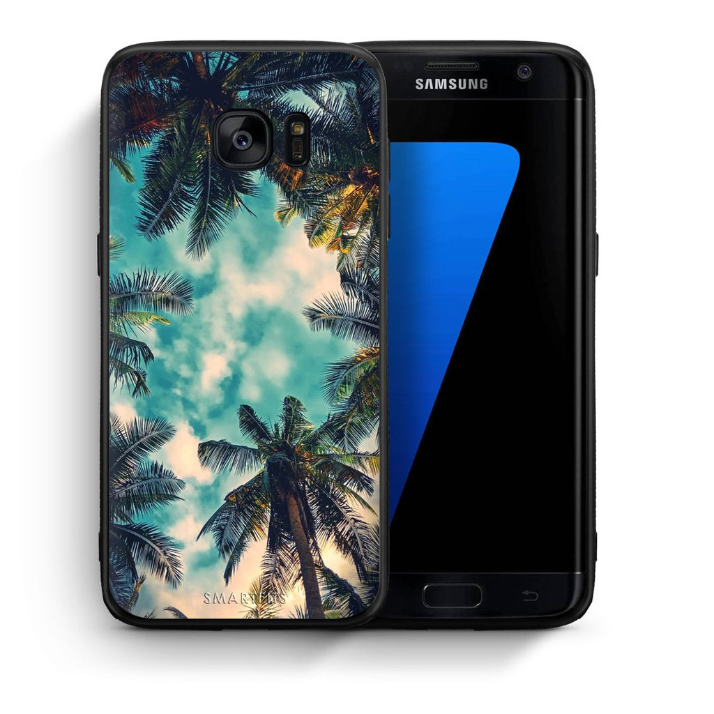 4 - samsung s7 edge Bel Air Tropic case, cover, bumper