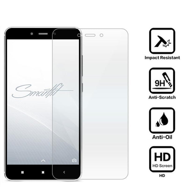 Xiaomi Redmi Note 4/4X (Snapdragon) Tempered Glass-Screen Protector