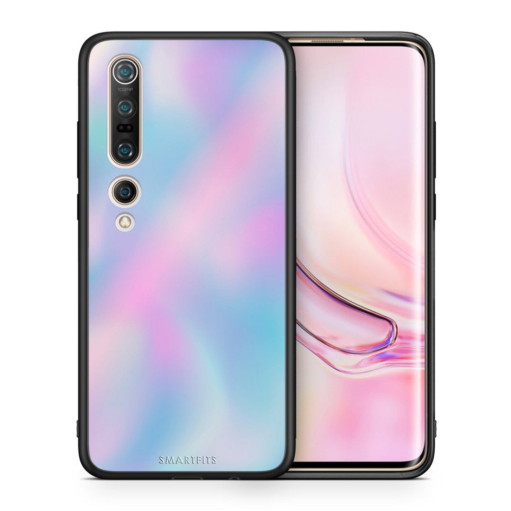 99 - Xiaomi Mi 10/10 Pro  Watercolor Rainbow case, cover, bumper