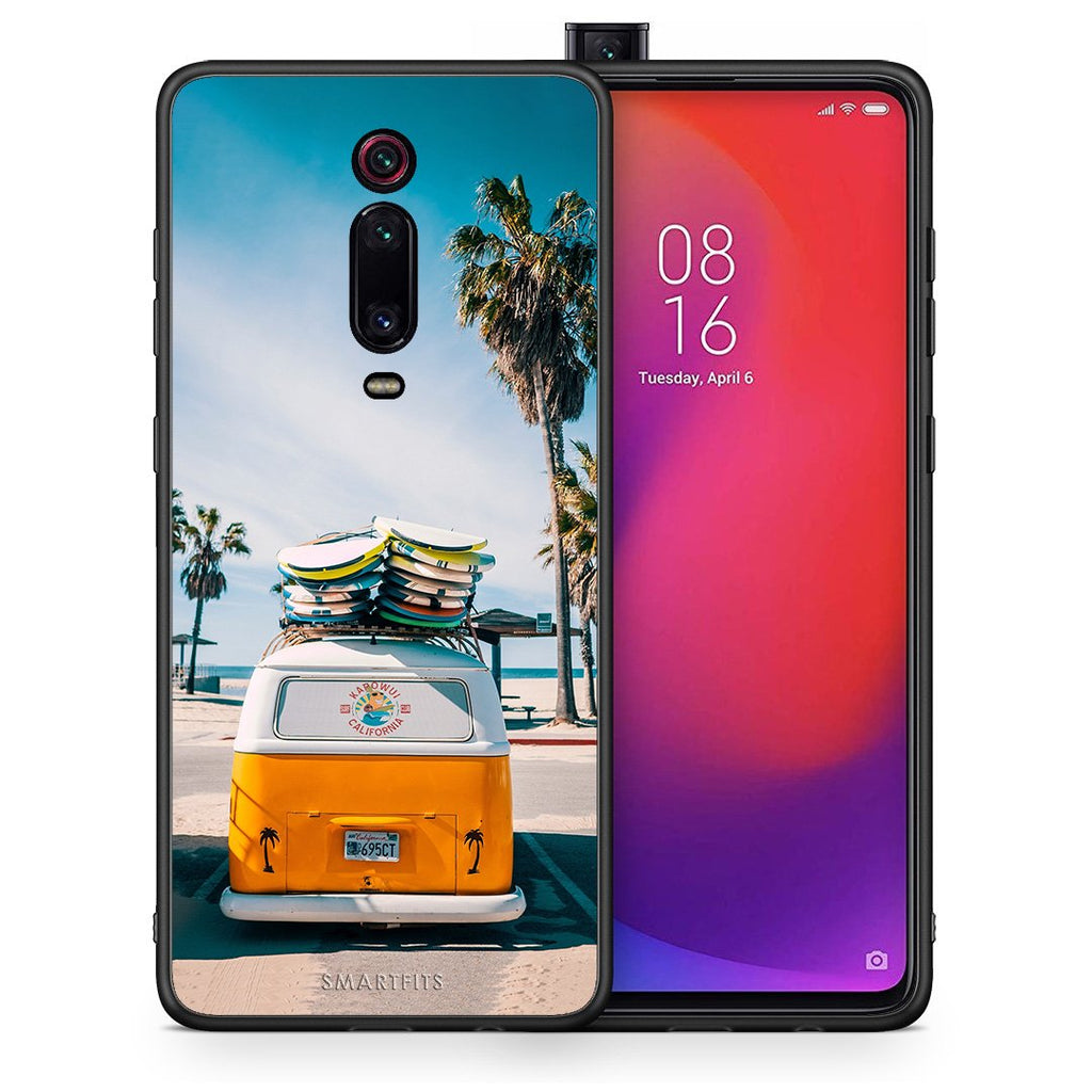 4 - Xiaomi Mi 9T Travel Summer case, cover, bumper