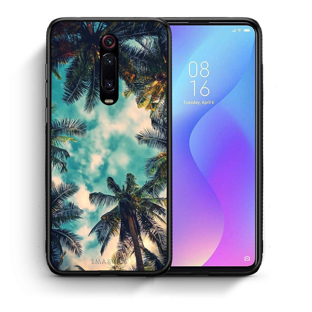 4 - Xiaomi Mi 9T Bel Air Tropic case, cover, bumper