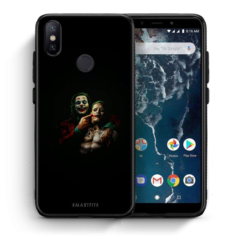 4 - Xiaomi Mi A2 Clown Hero case, cover, bumper