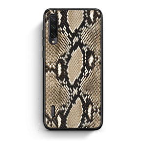 23 - Xiaomi Mi A3  Fashion Snake Animal case, cover, bumper