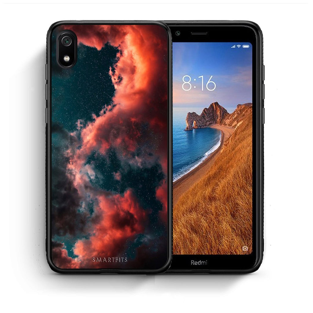 4 - Xiaomi Redmi 7A Cloud Galaxy case, cover, bumper