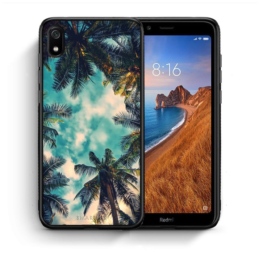 4 - Xiaomi Redmi 7A Bel Air Tropic case, cover, bumper