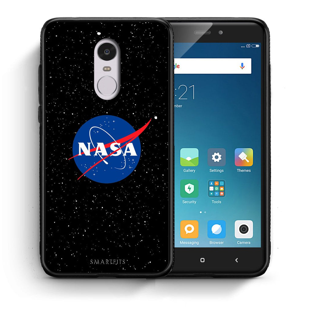 4 - Xiaomi Redmi Note 4/4X NASA PopArt case, cover, bumper