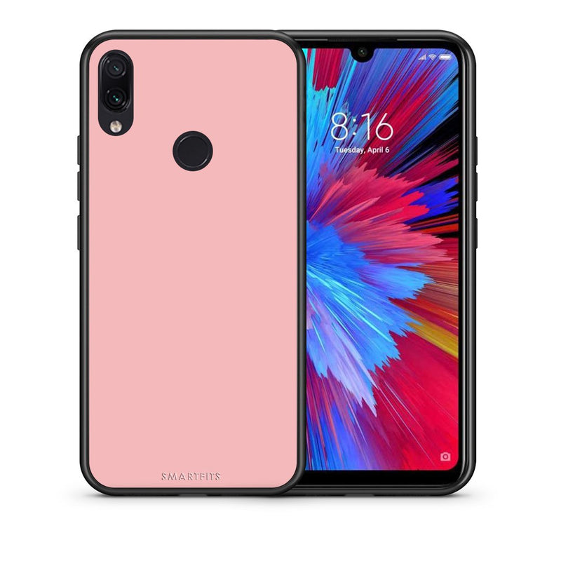 20 - Xiaomi Redmi Note 7  Nude Color case, cover, bumper