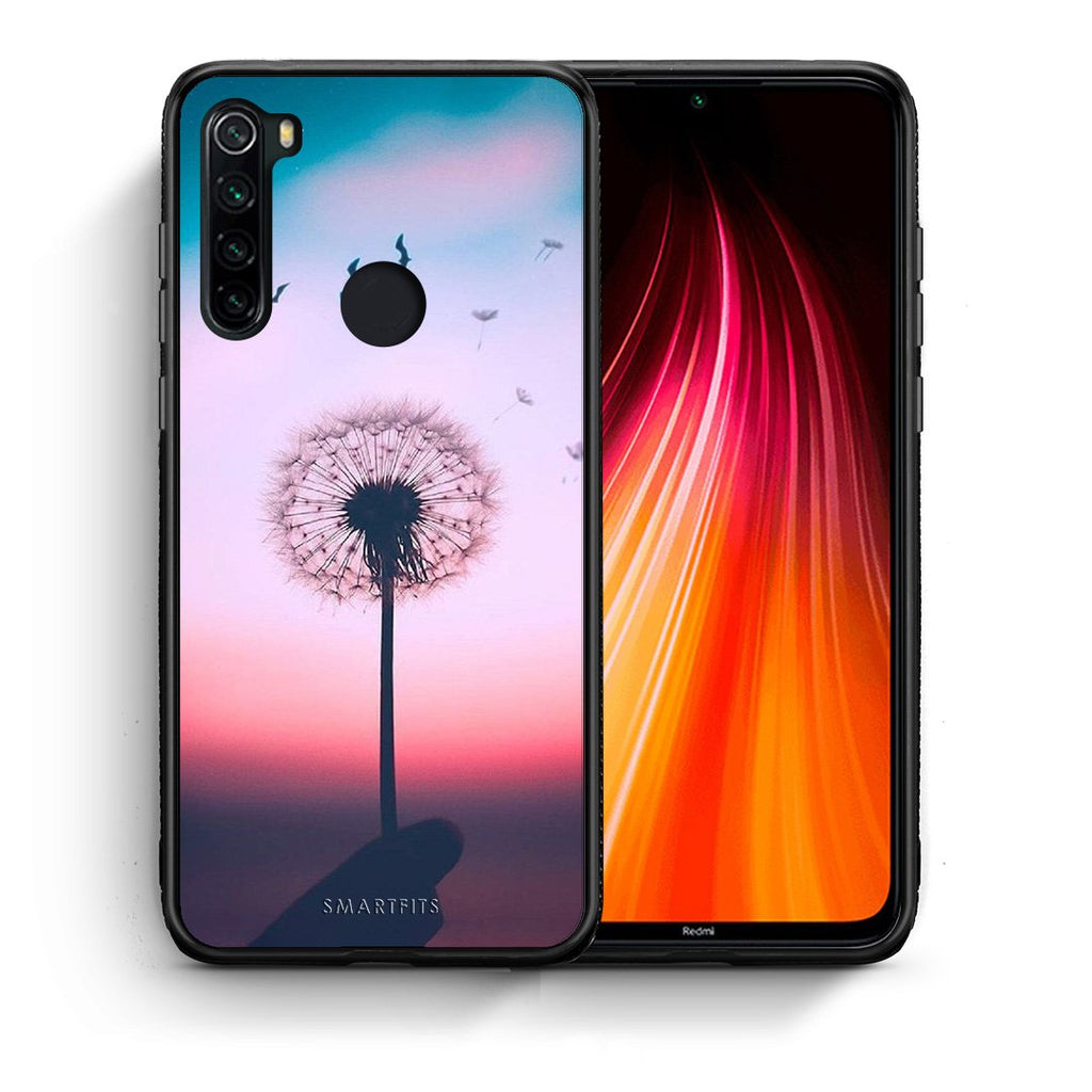 4 - Xiaomi Redmi Note 8 Wish Boho case, cover, bumper