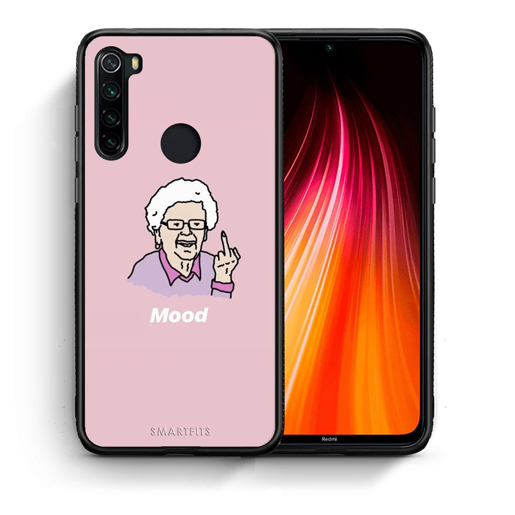 4 - Xiaomi Redmi Note 8 Mood PopArt case, cover, bumper