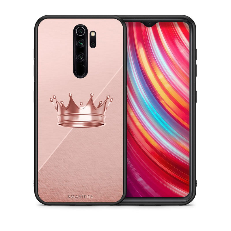 4 - Xiaomi Redmi Note 8 Pro Crown Minimal case, cover, bumper