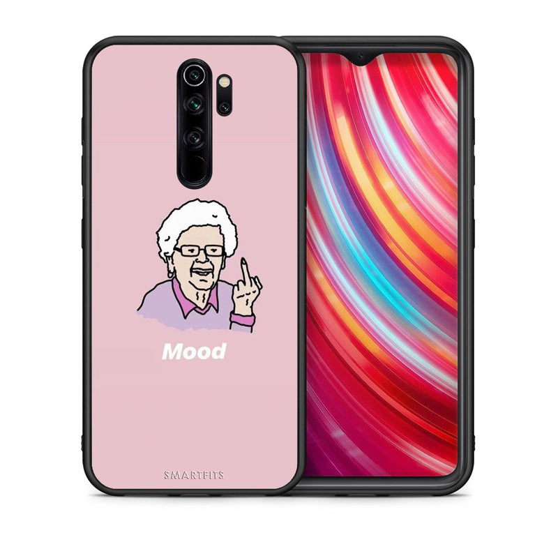 4 - Xiaomi Redmi Note 8 Pro Mood PopArt case, cover, bumper