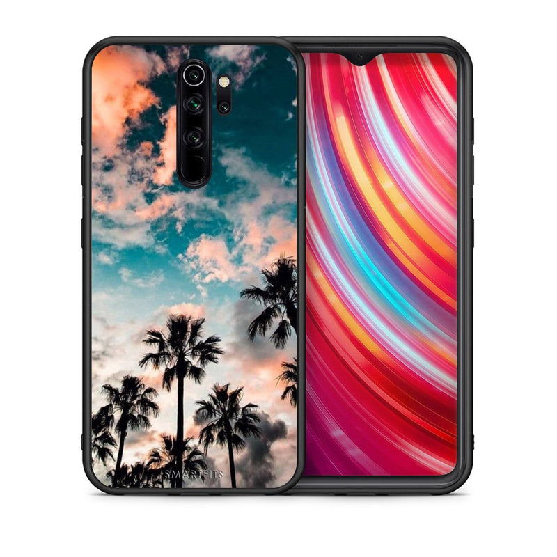 99 - Xiaomi Redmi Note 8 Pro Summer Sky case, cover, bumper