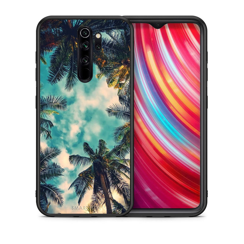4 - Xiaomi Redmi Note 8 Pro Bel Air Tropic case, cover, bumper