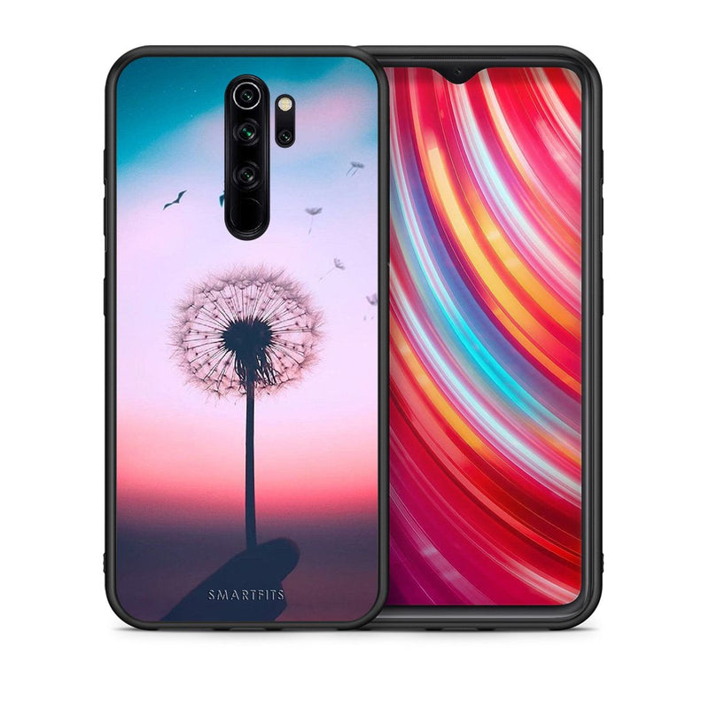 4 - Xiaomi Redmi Note 8 Pro Wish Boho case, cover, bumper