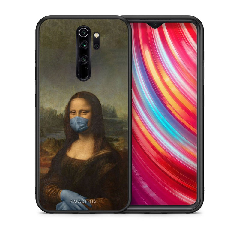 4 - Xiaomi Redmi Note 8 Pro Lisa Corona case, cover, bumper