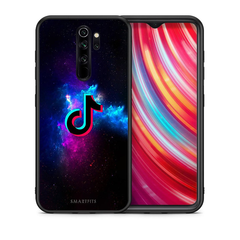 4 - Xiaomi Redmi Note 8 Pro TikTok Text case, cover, bumper