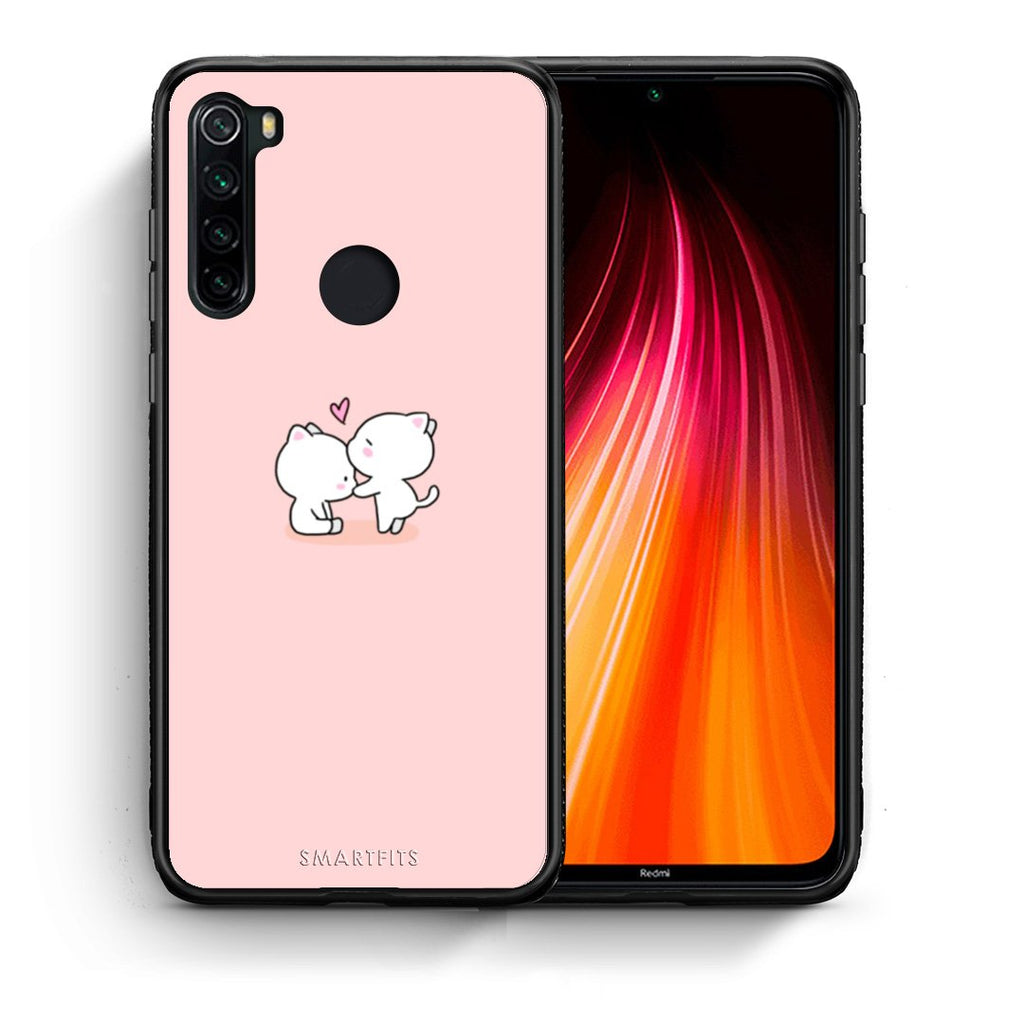 4 - Xiaomi Redmi Note 8 Love Valentine case, cover, bumper