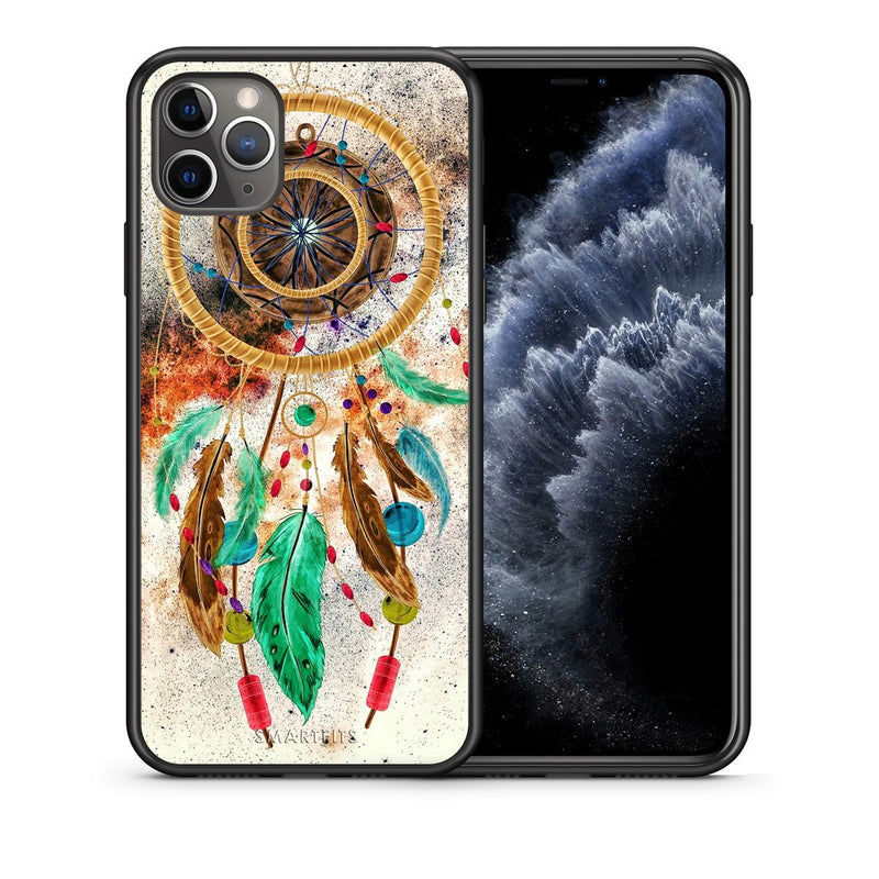 4 - iPhone 11 Pro DreamCatcher Boho case, cover, bumper