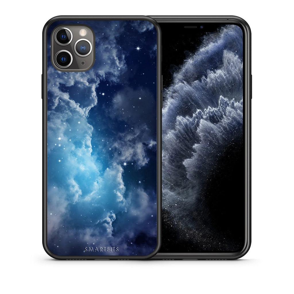 104 - iPhone 11 Pro Max  Blue Sky Galaxy case, cover, bumper