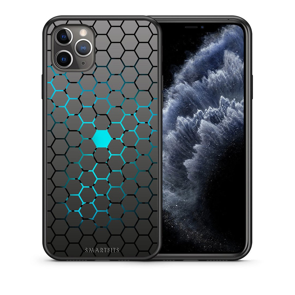40 - iPhone 11 Pro Max  Hexagonal Geometric case, cover, bumper