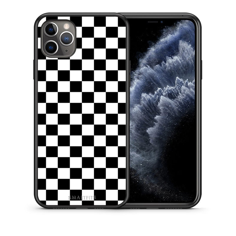 4 - iPhone 11 Pro Squares Geometric case, cover, bumper