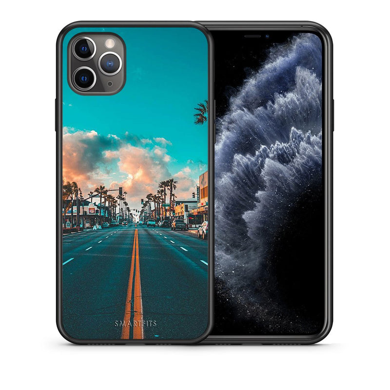4 - iPhone 11 Pro City Landscape case, cover, bumper