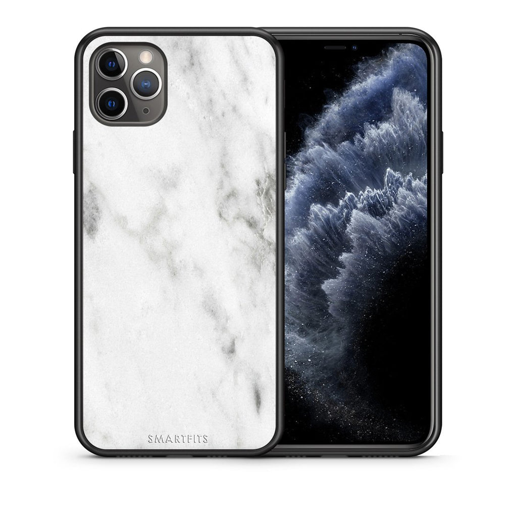 2 - iPhone 11 Pro Max  White marble case, cover, bumper