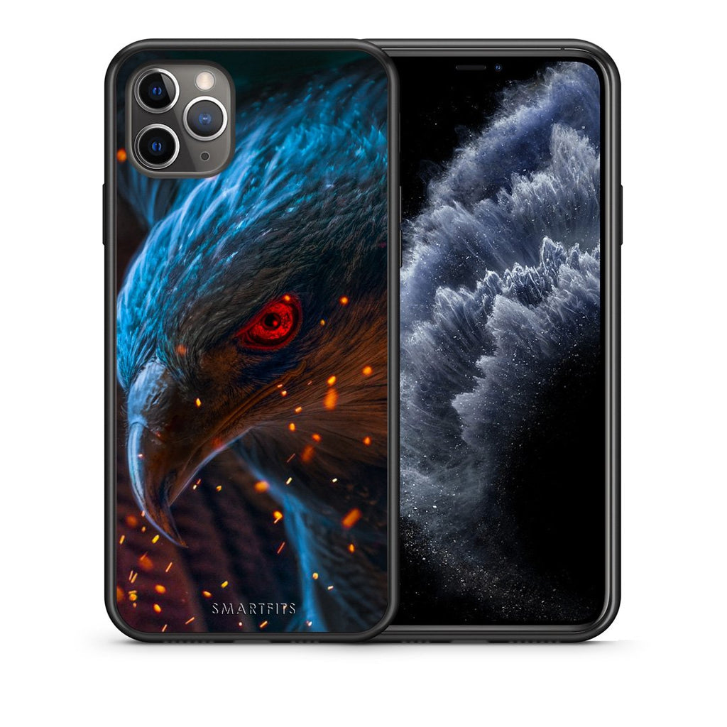4 - iPhone 11 Pro Max Eagle PopArt case, cover, bumper