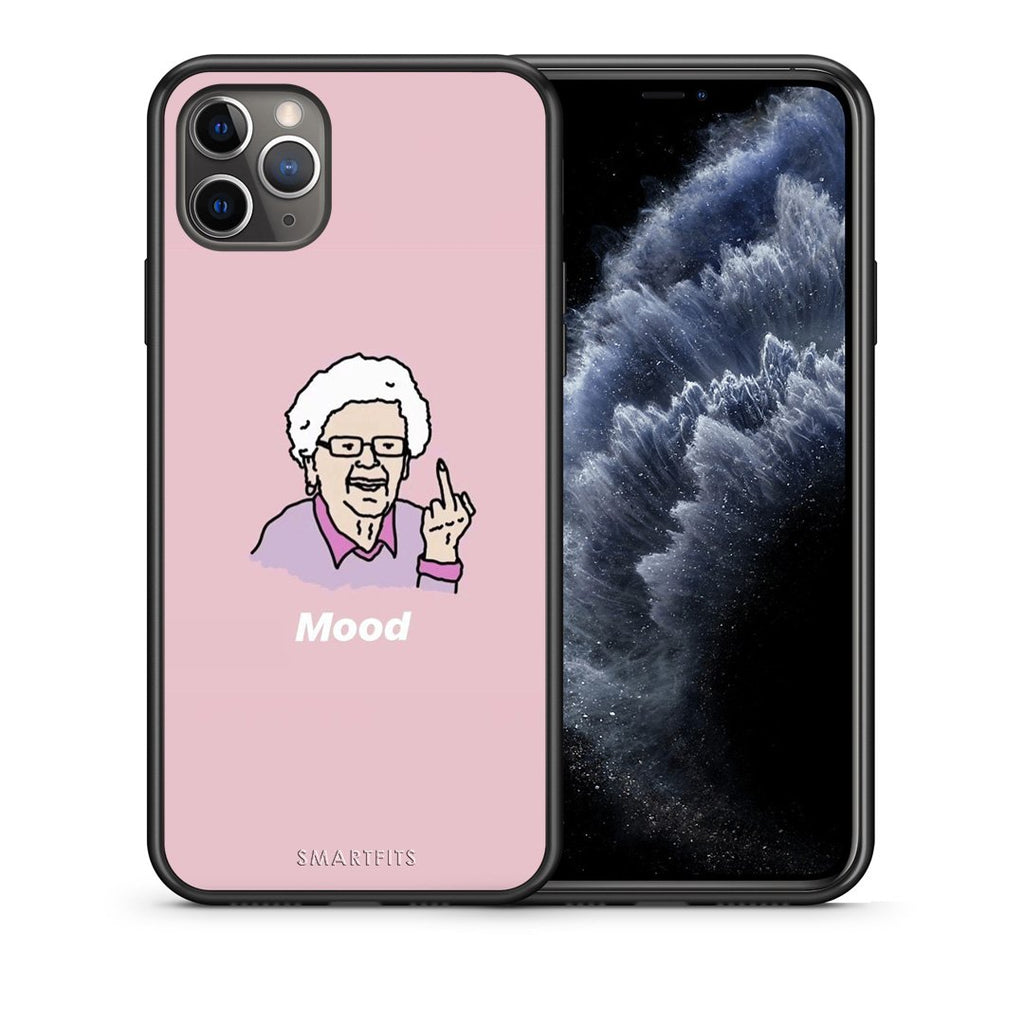 4 - iPhone 11 Pro Max Mood PopArt case, cover, bumper