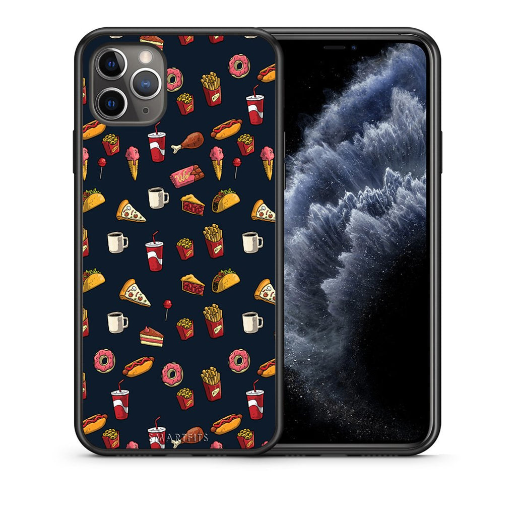 118 - iPhone 11 Pro Max  Hungry Random case, cover, bumper