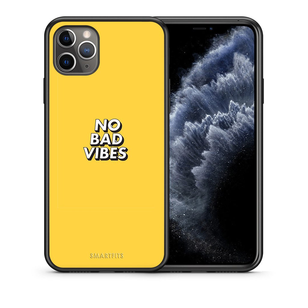 4 - iPhone 11 Pro Max Vibes Text case, cover, bumper