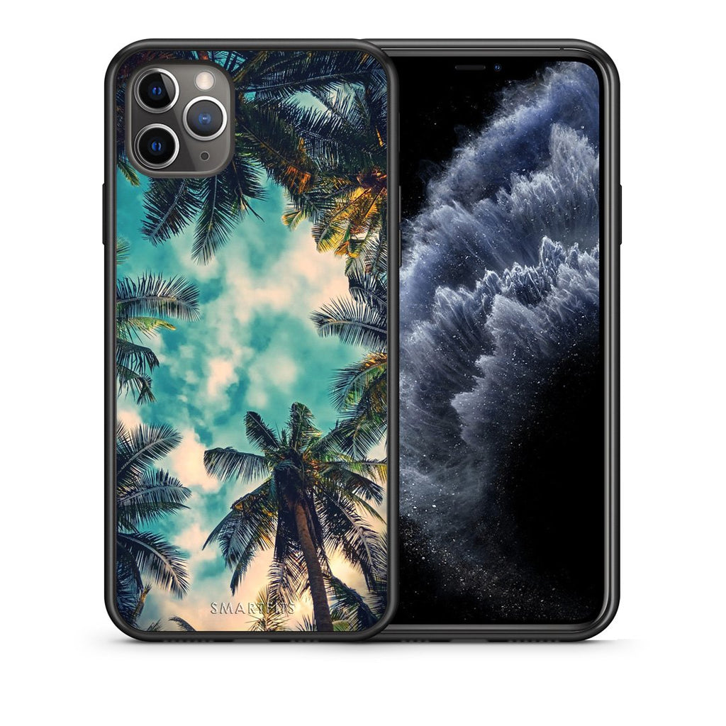 4 - iPhone 11 Pro Max Bel Air Tropic case, cover, bumper